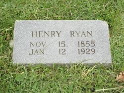 Henry Ryan