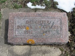 Donna Grace Arsers