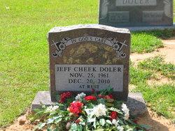 Jeff Cheek Doler