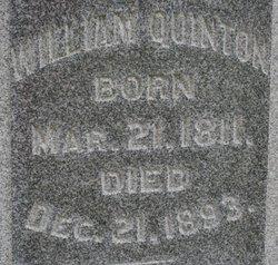 William Quinton