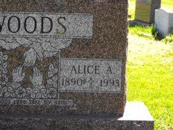 Alice A. <i>Brooks</i> Woods