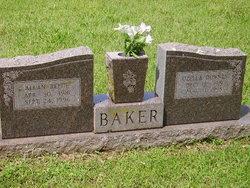 Ozella Angeline <i>Downes</i> Baker