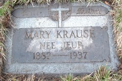 Mary G Krause