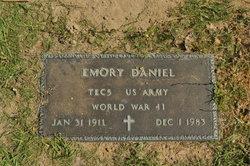 Emory Daniel