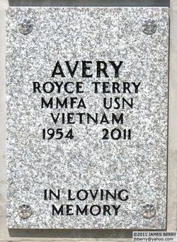 SMN Royce Terry Avery