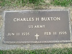 Charles H. Buxton