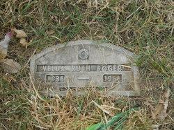 Velda Ruth Rogers