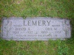 Ora S <i>Blymire</i> Lemery