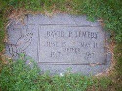 David Lemery