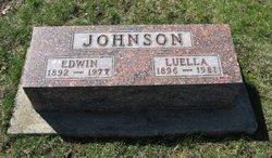 Luella Emma Barbara <i>Schubert</i> Johnson