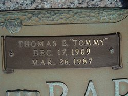 Thomas E Tommy Barfield