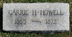 Carrie H. Howell