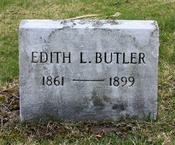 Edith L. <i>Spencer</i> Butler