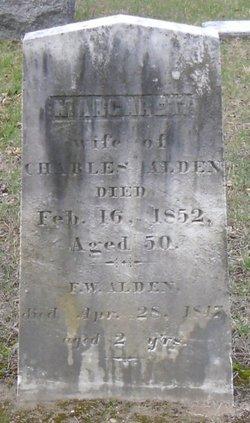 Margaret <i>Shaw</i> Alden