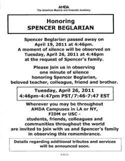 Spencer Paul Beglarian