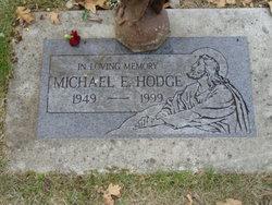 Michael E Hodge