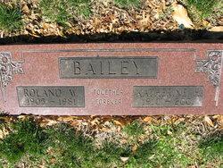 Nancy Katherine <i>Hatzenbuehler</i> Bailey
