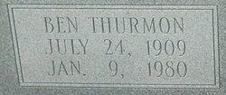 Benjamin Thurmond Dorn