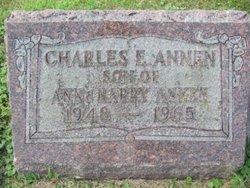 Charles E Annen