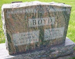 Agnes Aggie <i>Carson</i> Boyd