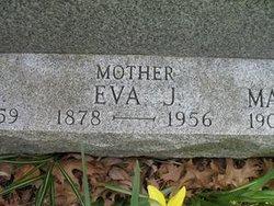 Eva Josephine <i>Tillotson</i> Burns