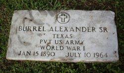 Burrel Alexander, Sr