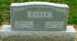 Helen L. <i>Lentz</i> Baker