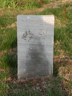 Annie D. Allen