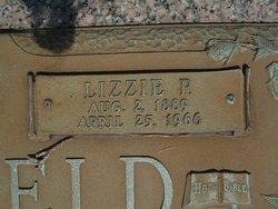 Lizzie P Barfield