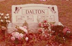 Mary Evelyn Eva <i>Babb</i> Dalton