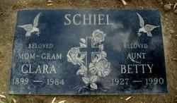 Clara Antonia <i>Seiler</i> Schiel