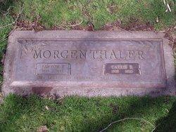 Carrie E Ted <i>Hamilton</i> Morgenthaler