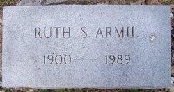 Ruth S Armil
