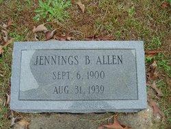 Jennings B Allen