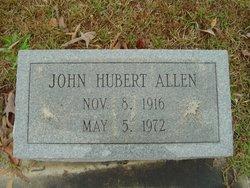 John Hubert Allen