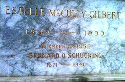 Estelle <i>McCully</i> Gilbert