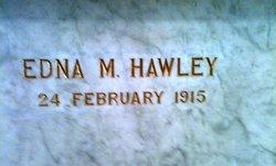 Edna May Hawley