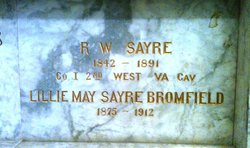 Lillie May Sayre Bromfield