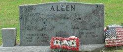 Hubert Gene Allen