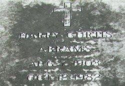 Harry Curtis Abrams