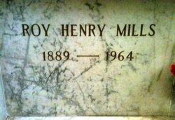Roy Henry Mills