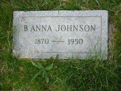 B. Anna Johnson