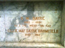 R. W. Sayre