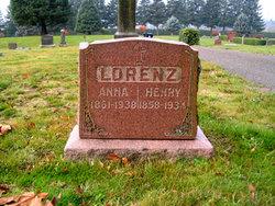 Anna <i>Leinewefer</i> Lorenz