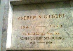 Agnes Gilbert Schucking