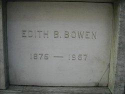 Edith B. Bowen
