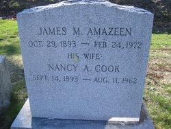 Nancy A <i>Cook</i> Amazeen