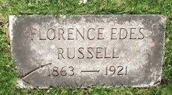 Florence <i>Edes</i> Russell