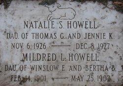Natalie Sophia Howell