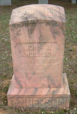 John J. Anderson